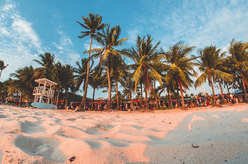 Остров Боракай снова откроется для туристов в конце года