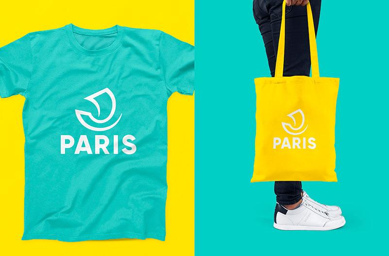 Париж получил новый бренд-ID