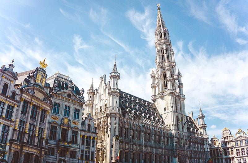 Полёты между Амстердамом и Брюсселем хотят отменить