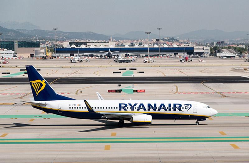 Ryanair анонсировал новые рейсы из Киева и Одессы