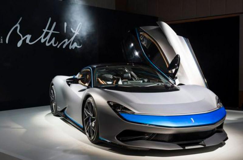 Создан электрокар, который ездит быстрее Ferrari и Lamborghini
