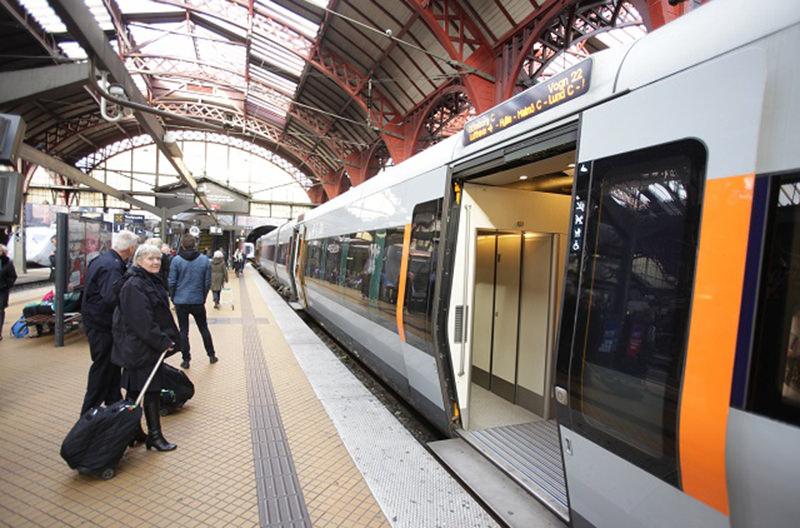 В Швеции набирают популярность путешествия поездом