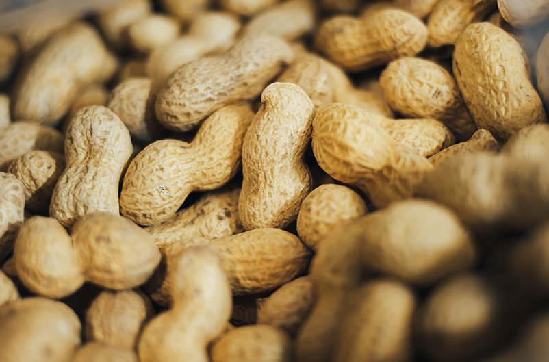 EasyJet запретил арахис на своих рейсах