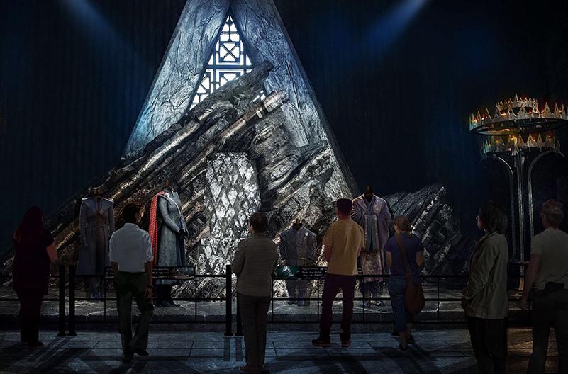 HBO запустит в Ирландии крупнейший тур по Игре Престолов