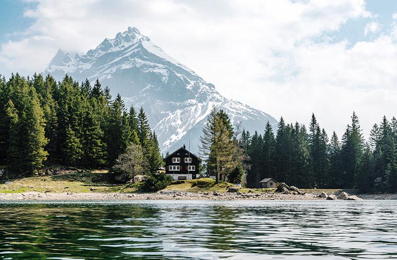 SWISS предлагает выгодный стоповер в Швейцарии