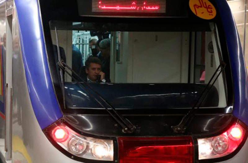 В Тегеране строят самую длинную на Ближнем Востоке линию метро