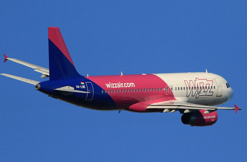 Wizz Air снова изменил стоимость приоритетной посадки