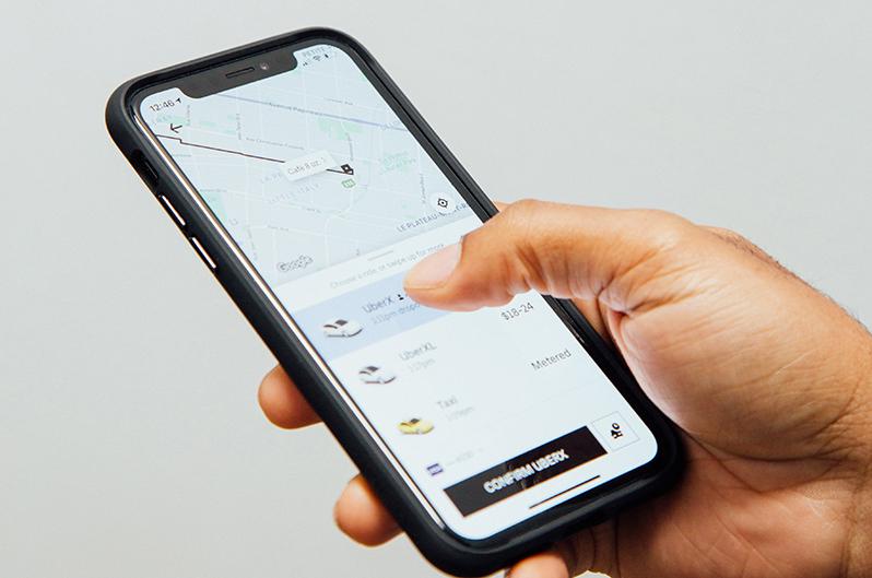 Анонсированы маршруты сервиса Uber Shuttle в Киеве