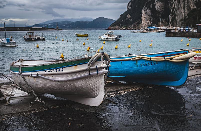 На острове Капри запретили одноразовый пластик
