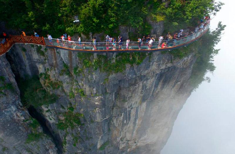 Названы самые красивые места в мире по версии CNN