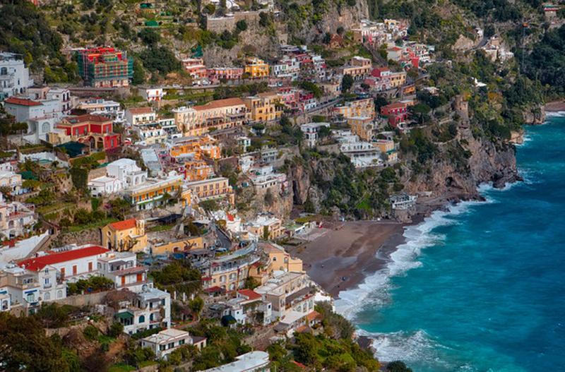 Выбраны самые чистые и зелёные пляжи Италии