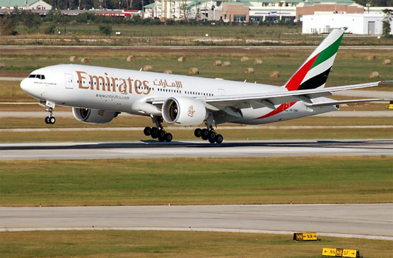 Emirates планирует установить рекорд на коротком маршруте