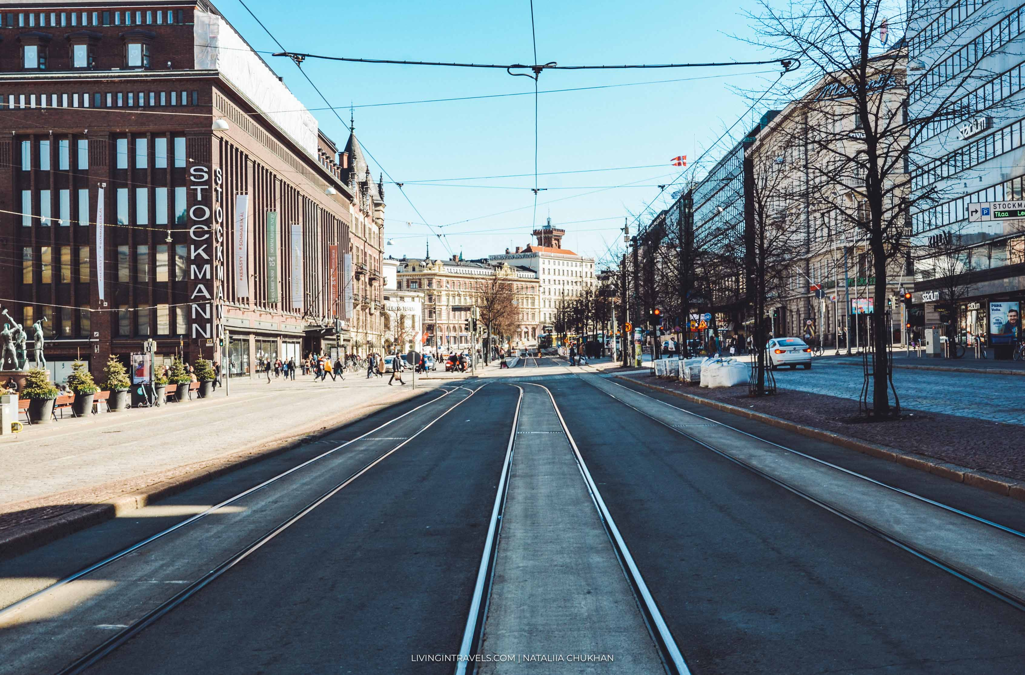 Финляндия: как увидеть Хельсинки за 2 дня