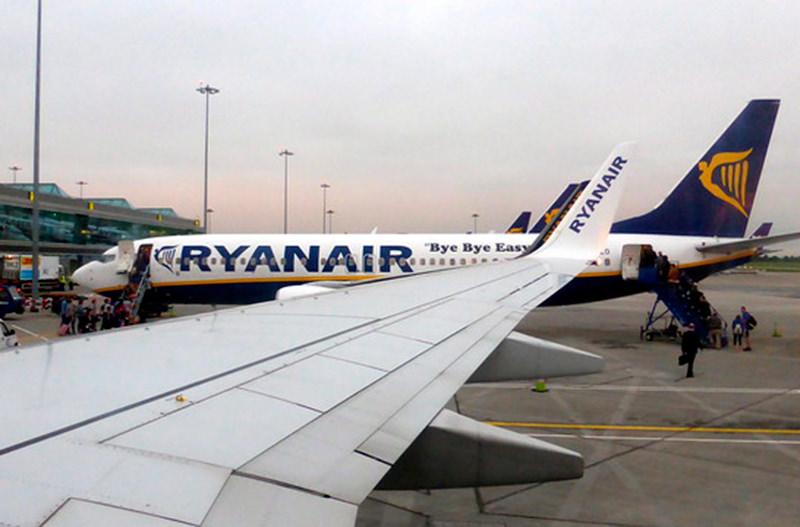 Ryanair будет первой авиакомпанией в ЕС, которая отчитывается о загрязнениях