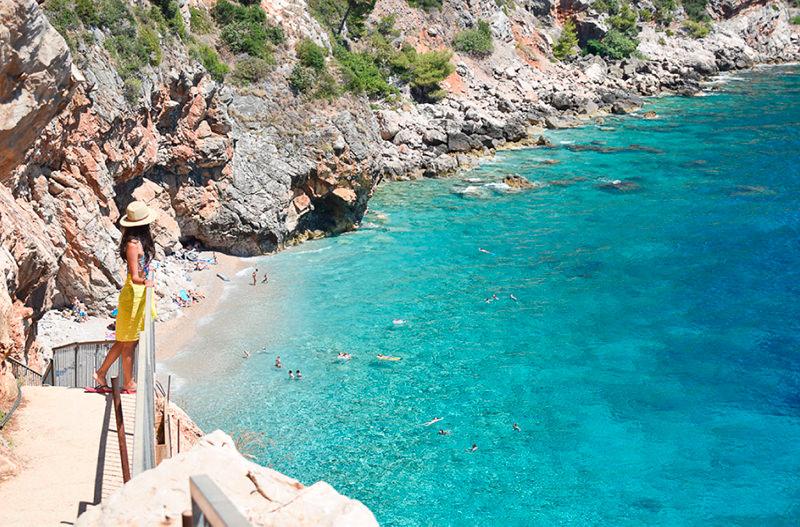 Выбраны лучшие пляжи Европы
