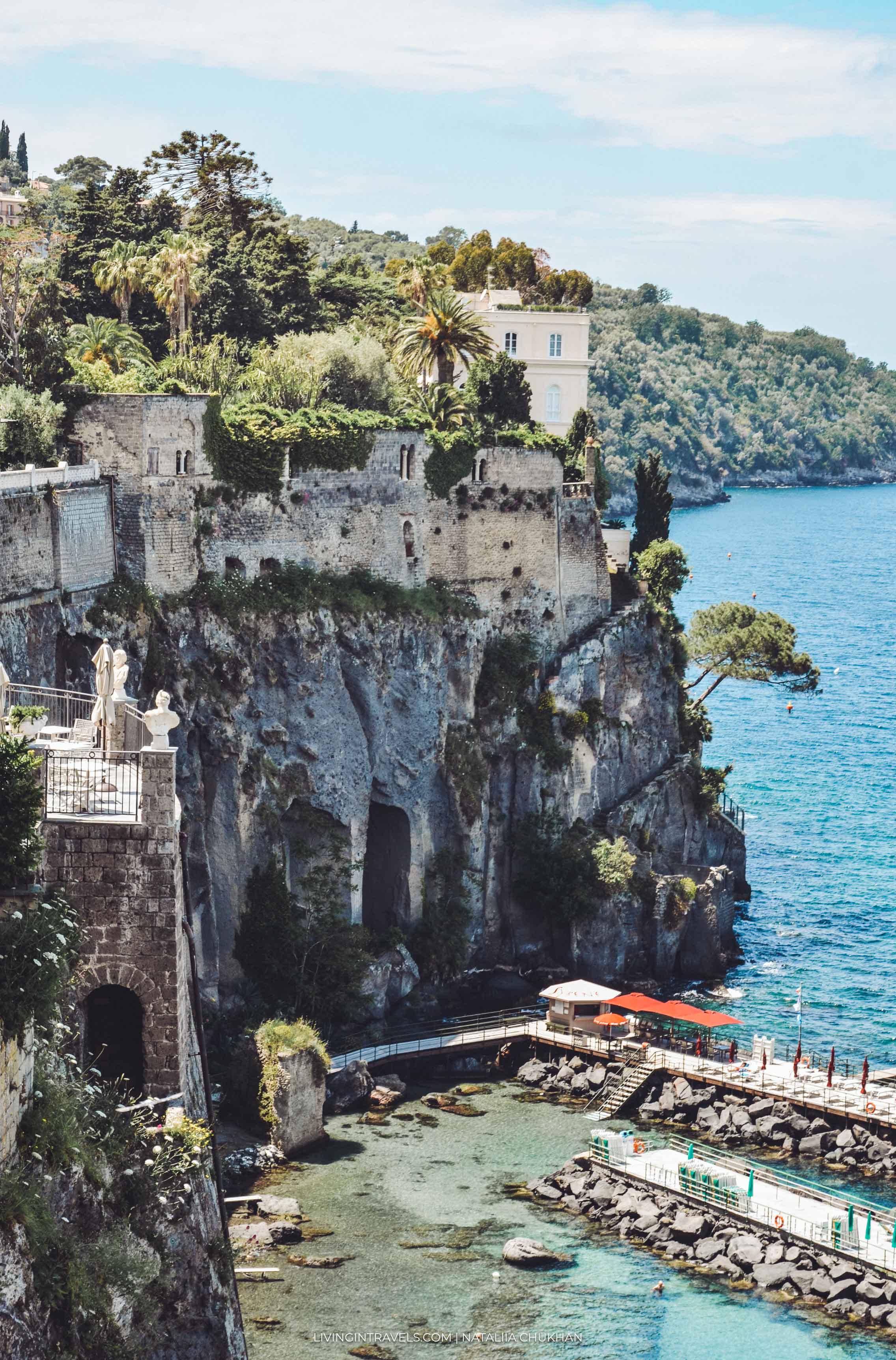 8 причин посетить Амальфитанское побережье Италии