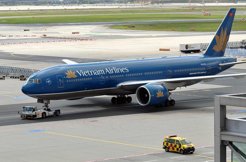 Vietnam Airlines приглашают летать в Киев