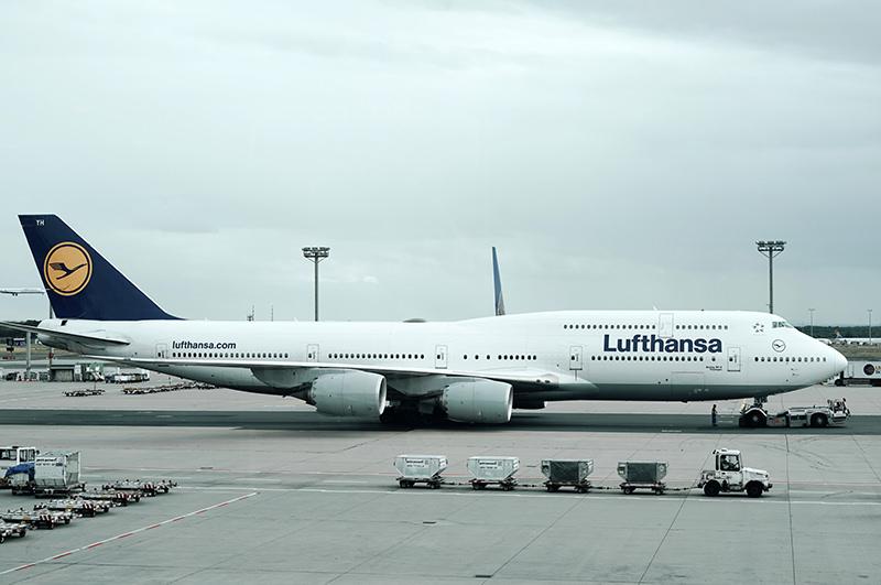 Lufthansa упростила процедуру компенсации за задержку рейсов
