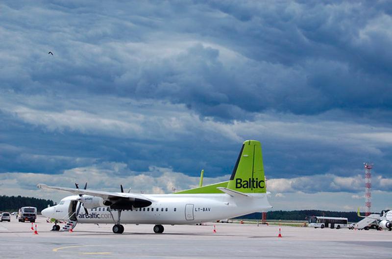 В airBaltic распродают билеты от 15€