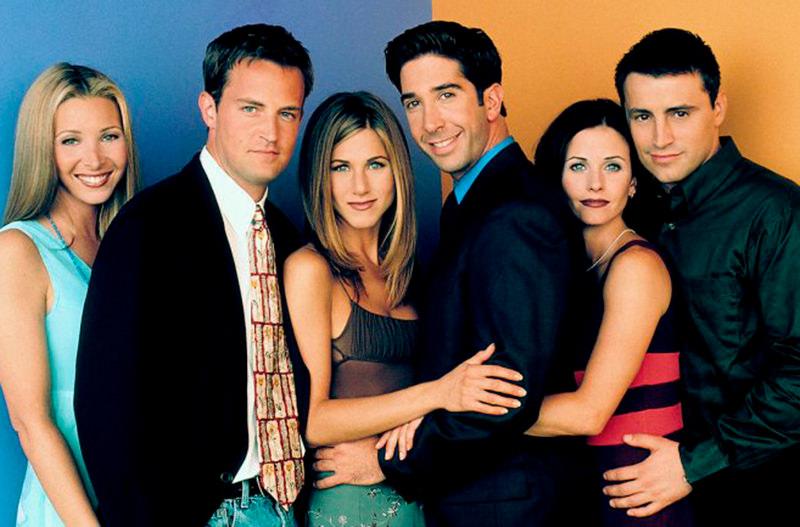 В Нью-Йорке открылся музей по сериалу Friends