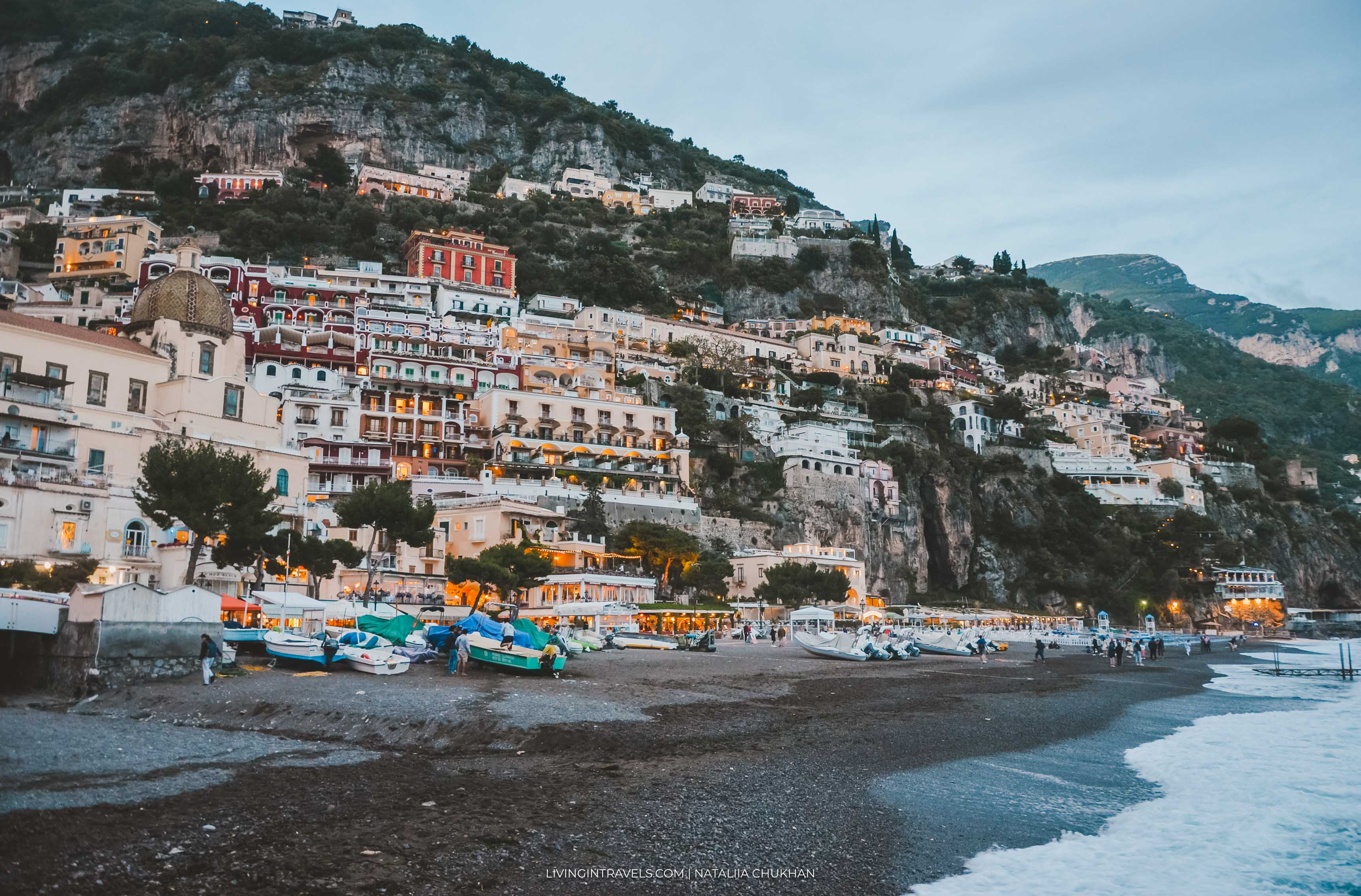 7 городов на Амальфитанском побережье, которые обязательно нужно увидеть
