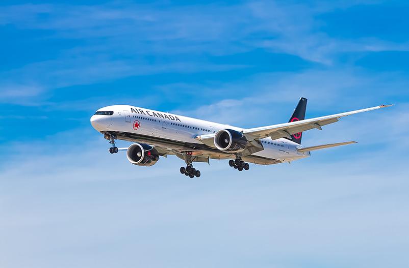 """Air Canada больше не будет использовать обращение """"леди и джентльмены"""""""
