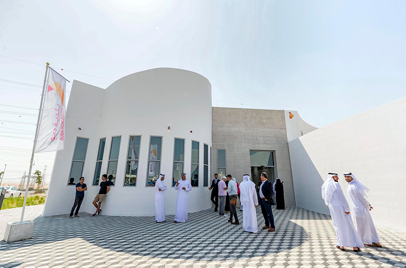 В Дубае на 3D-принтере напечатали самое большое в мире здание