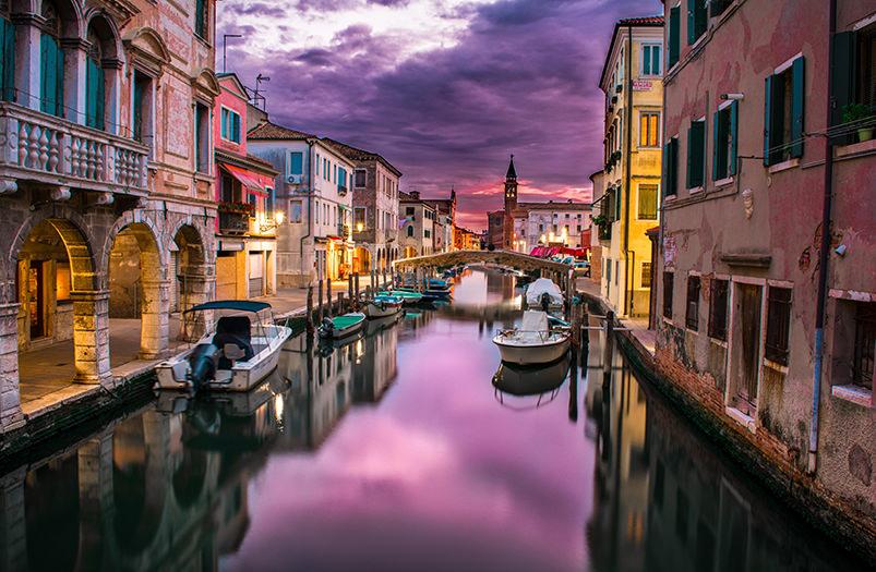 В Венеции сообщили когда введут налог с однодневных туристов