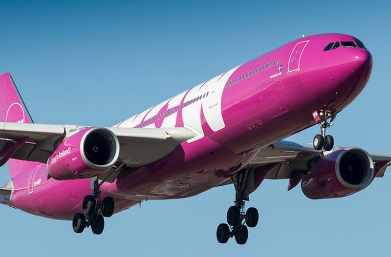 WOW Air вернётся к полётам, но только как перевозчик грузов