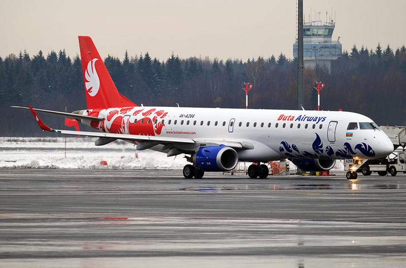 Азербайджанская Buta Airways будет летать во Львов