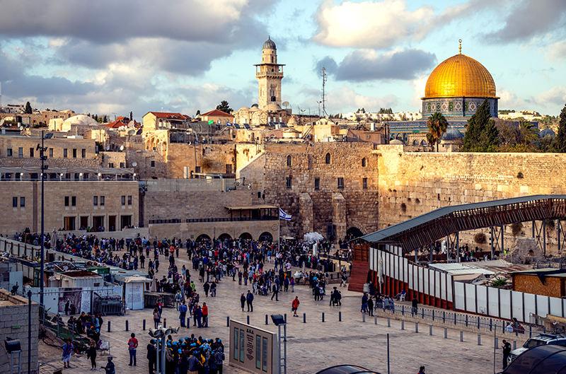 К Старому городу Иерусалима проведут канатную дорогу для туристов