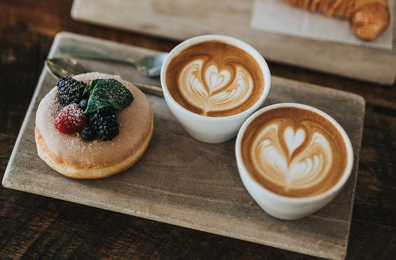 Украина вошла в тройку лидеров по количеству новых кофеен в Европе