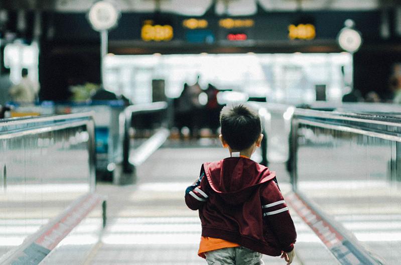 В аэропортах Турции для пассажиров с детьми сделали отдельные очереди