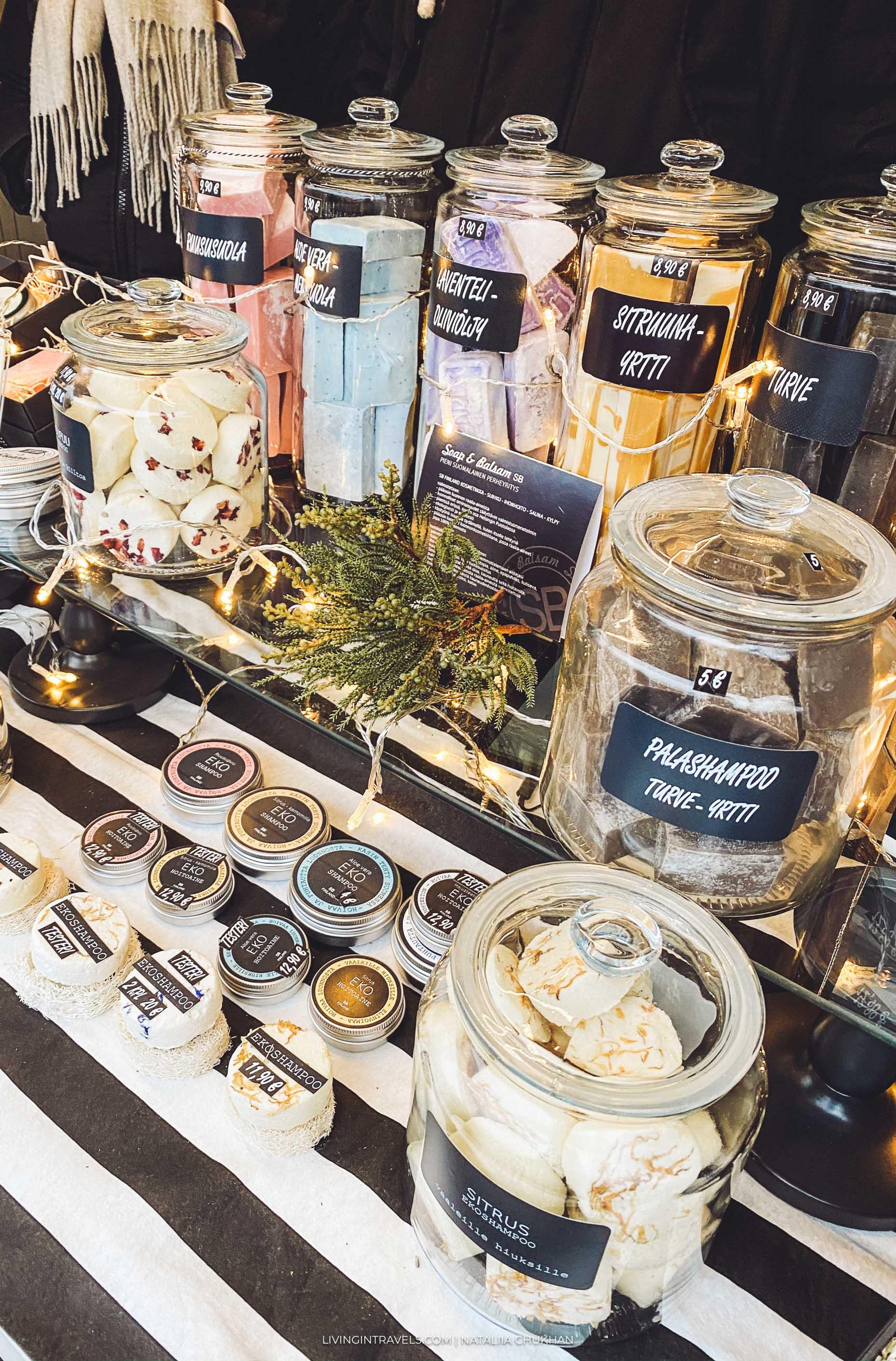 Рождественская ярмарка Хельсинки: что купить и что попробовать