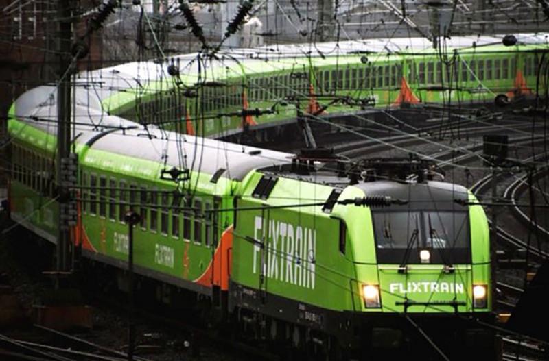 В 2020 году FlixТrain начнёт работать в Швеции