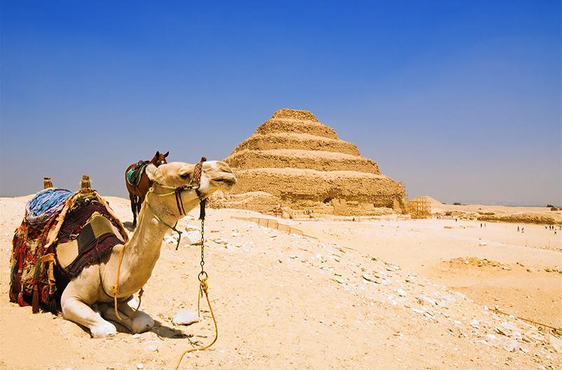 В Египте открылась старейшая пирамида