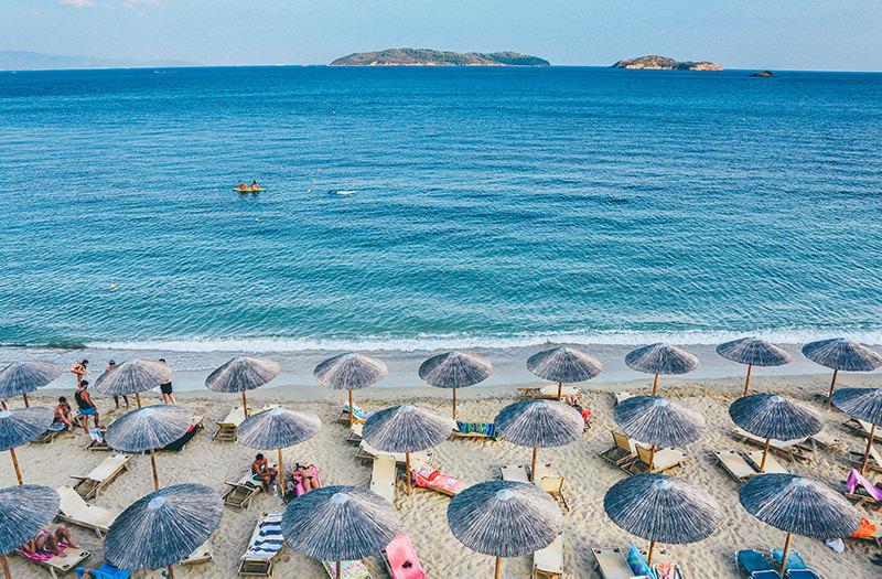 Курортный сезон в Греции начнётся в июле