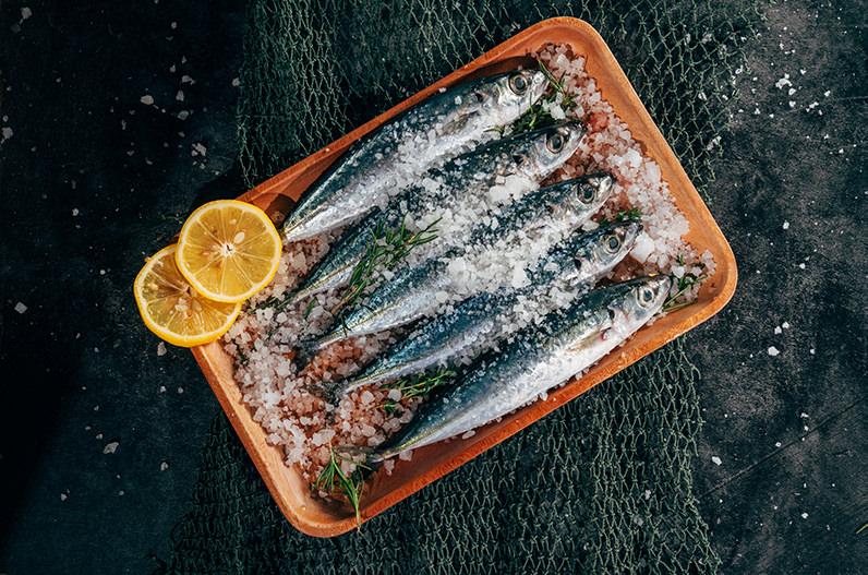 Рыба и оливковое масло названы самыми полезными продуктами для мозга