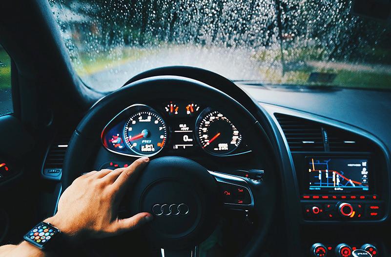 В Audi записали видео для медитации длительностью 4 часа