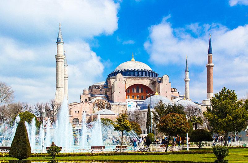 Туристический сезон в Турции хотят открыть после 24 мая