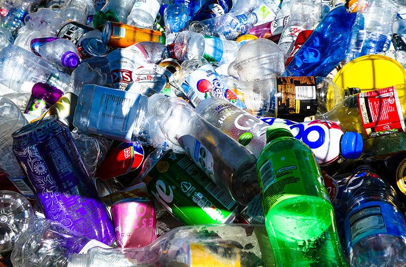 К 2040 году на Земле будет 1,3 миллиарда тонн пластика