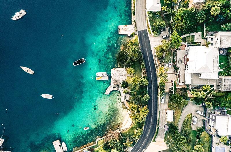На Бермудах запускают программу для фрилансеров