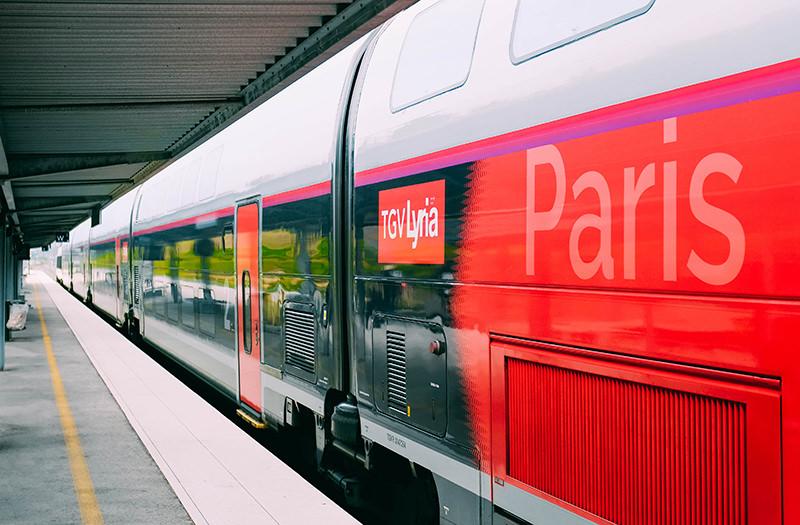 В ЕС хотят создать сеть ультраскоростных железных дорог