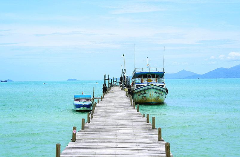 Таиланд собирается открыть для туристов остров Самуи