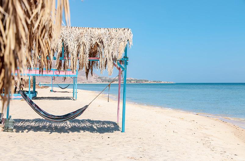 В Египте запустили конкурс на лучшее фото с побережья Красного моря