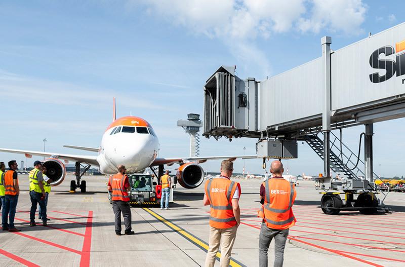 В Берлине скоро откроется новый аэропорт