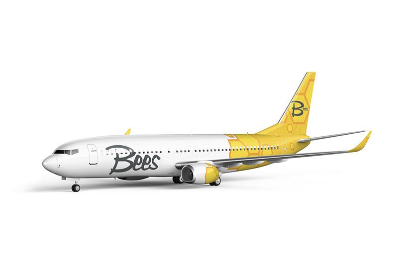 Новый лоукостер Bees Airline перенес запуск рейсов