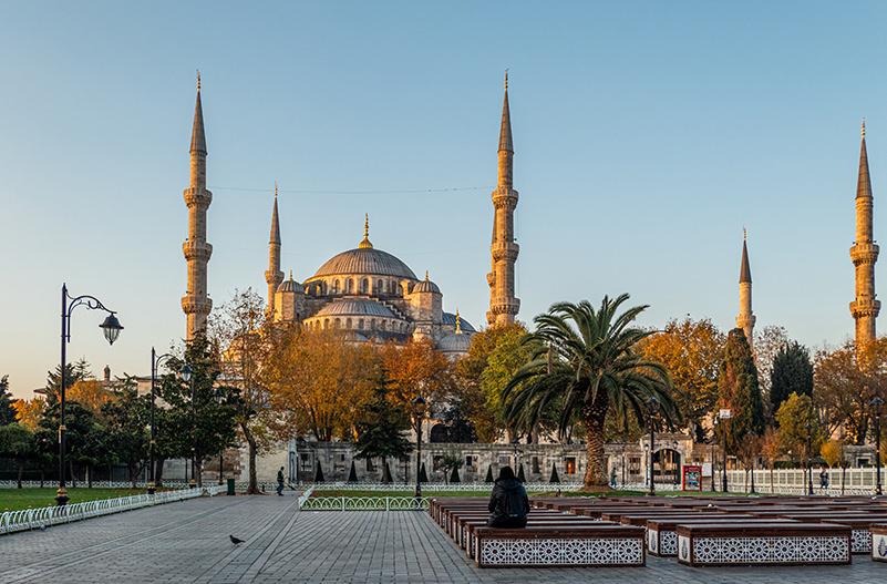 Украинцам для поездок в Турцию больше не придется сдавать ПЦР-тесты